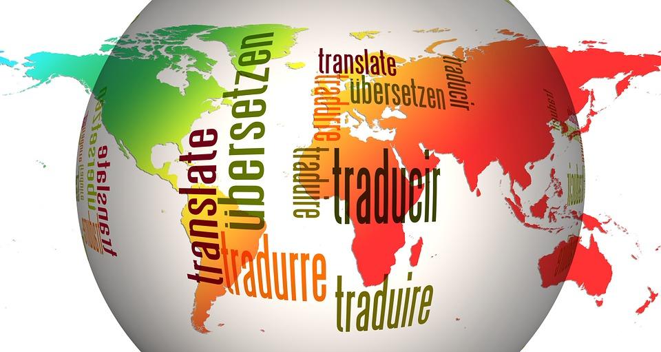 W przyszłości będę tłumaczem