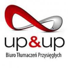 UP&UP Biuro Tłumaczeń Przysięgłych