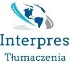 """INTERPRES-tłumaczenia"" Biruta Seweryn"