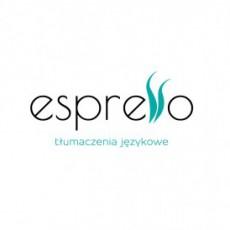 Espresso. Tłumaczenia językowe Paulina Lampkowska