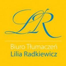 Lilia Radkiewicz Biuro Tłumaczeń