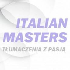 Italian Masters